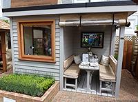 John Lewis Eton Log Cabin