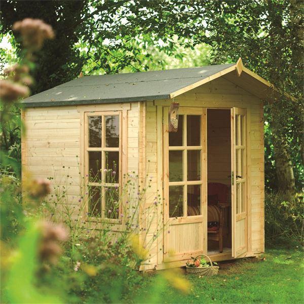 Rowlinson Marsden Log Cabin